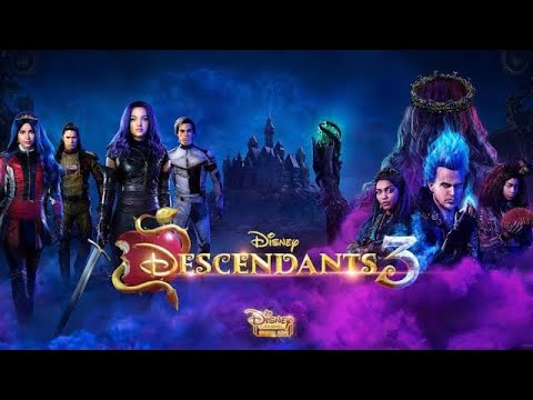 "Descendants 3 (""Full Movie"") Part 7"