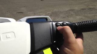 7. How to Set Learning Key on a Sea Doo