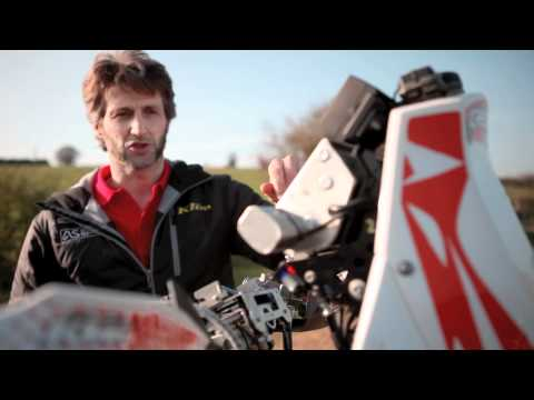 Stan Watt, 2012 Dakar Crescent KTM rider, talks navigation, bikes and kit