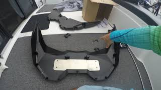 7. Linq tunnel bag  Full install for Sea-doo Spark