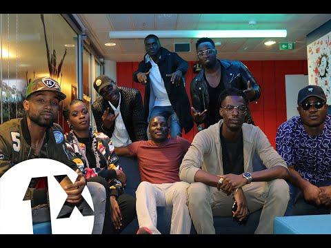 DJ Edu's UK Afrobeats Cypher with Mista Silva, Sneakbo, Timbo, C Cane, Moelogo, Ike Chuks & Wusu