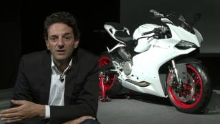 10. Infos about the new Ducati 899 Panigale 2014