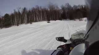 8. Ski-doo GSX 550 sand pit fun (Part 2)