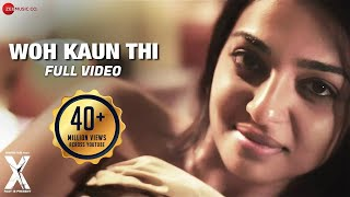 Video Woh Kaun Thi - Full Video | X: Past is Present | Radhika Apte, Huma Qureshi & Rajat Kapoor download in MP3, 3GP, MP4, WEBM, AVI, FLV January 2017