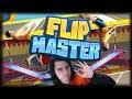 Jogando Flipmaster Jogo Mobile De Trampolins Mort feros