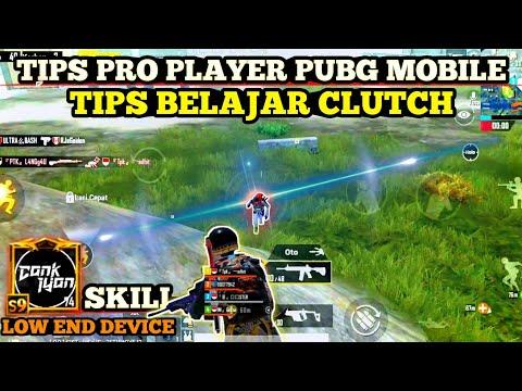 Tips and Trik Pubg !! Cara Nge CLUTCH Ala Ryzen Pubg - Cara Jadi Pro Player - Pubg Mobile