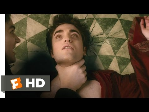 Twilight: New Moon (12/12) Movie CLIP - Volturi Fight (2009) HD