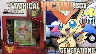 Pokémon Cards - Mythical Victini 20th Anniversary Collection Box Opening Battle vs Brodie-Amity TCG by The Pokémon Evolutionaries
