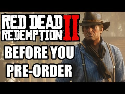 Red Dead Redemption 2 - 10 More New Details You Need To Know Before You Pre-Order
