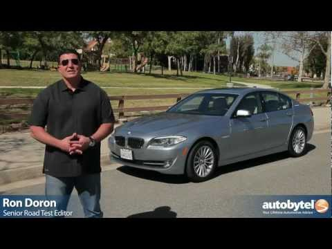 2013 BMW ActiveHybrid5 Luxury Hybrid Video Review