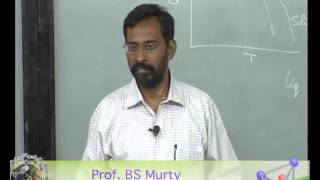Mod-01 Lec-02 Free Energy, Stability, Equilibrium In A Unary System