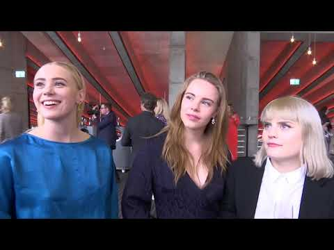 Skam Girl Squad Gullruten Interview | ENG SUB