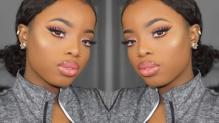 Full Coverage Pink Spring Makeup Tutorial