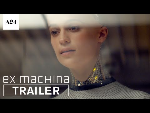 Ex Machina Official Trailer