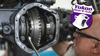 Yukon – Gear Install