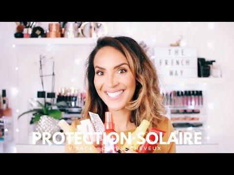 Protection Solaire l Visage - Corps - Cheveux