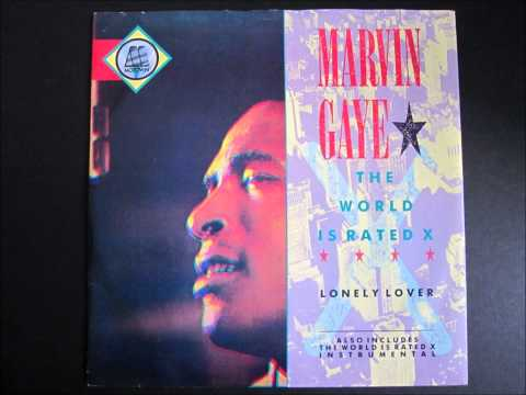 Marvin Gaye - The World Is Rated X lyrics