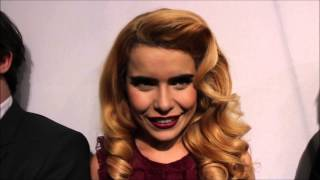 Paloma Faith | Interview | Burberry Show | London Fashion Week | 2014 | Music News