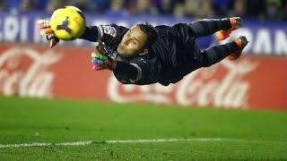Scarica video youtube - Las mejores paradas de Keylor Navas || Best Keylor Navas saves