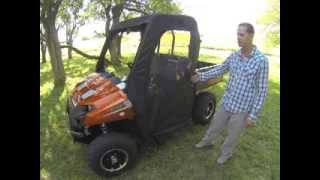 9. Gotcha Covered (GCL) UTV Soft Cab Enclosure Features and Information