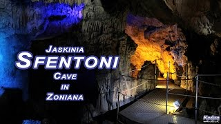 A movie from the Sfendoni cave