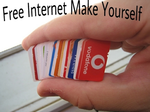 How To Make Free Internet Of ANY Sim By Yourself