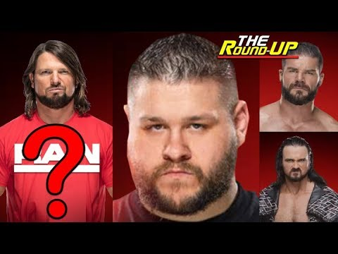 WWE DRAFTS RESULTS! All Superstar Shake-Up TRADES, 20 Superstars Drafted To RAW! - The Round Up