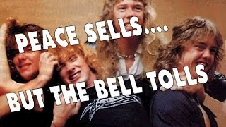 MEGATALLICA - Peace Sells But The Bell Tolls