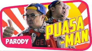 Video PUASA MAN - SuperHero from Wkwk Land MP3, 3GP, MP4, WEBM, AVI, FLV Juni 2018
