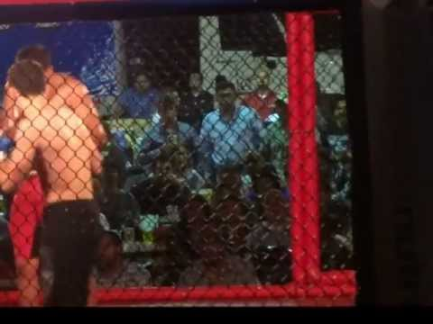 Texas Rage in the Cage - My first MMA fight I know I have much I need to learn and improve on . I will keep training hard to get ready for my next fight . I know one thing is for sur...