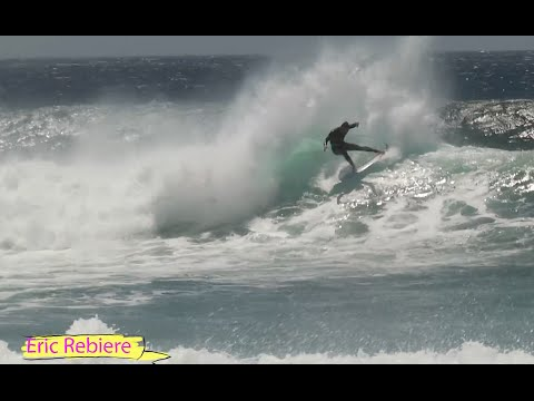 شاطى العرى - Eric Rebiere and family surfing and beach day france 011.