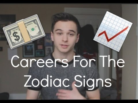 Careers For The Zodiac Signs