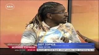Morning Express Hot Topics: The Nairobian Review(5th February 2016)