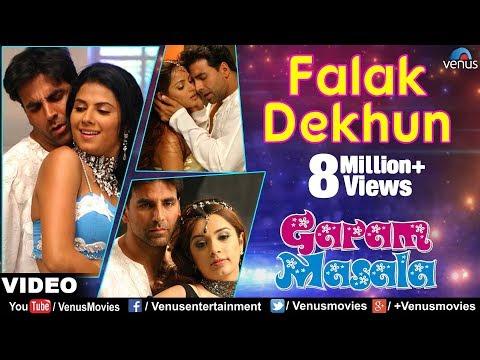 Falak Dekhun Full Video Song | Garam Masala | Akshay Kumar, Neetu Chandra | Sonu Nigam