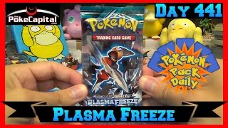 Pokemon Pack Daily Plasma Freeze Booster Opening Day 441 - Featuring ThePokeCapital by ThePokeCapital