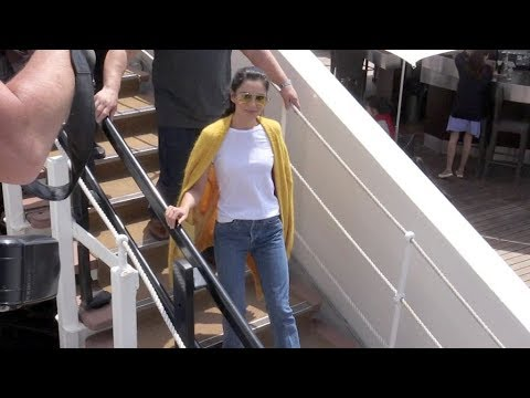 Cheryl Cole Running Errands In Cannes During The Film Festival 2018