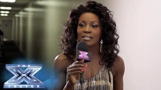 The Exit Interview: Lillie McCloud - THE X FACTOR USA 2013