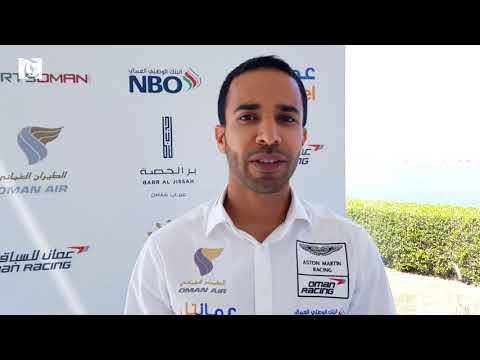 Video exclusive: Oman's racing champ Al Harthy launches 2018 campaign