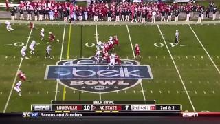 Mike Glennon vs. Louisville (2011)