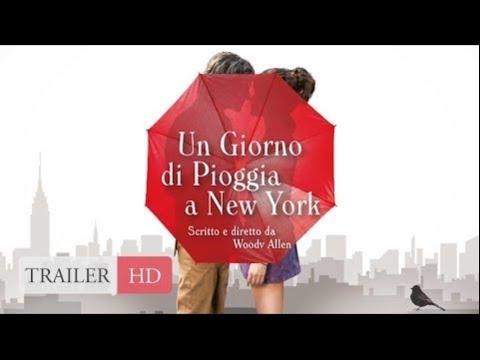 Preview Trailer Un Giorno di Pioggia a New York, trailer ufficiale italiano