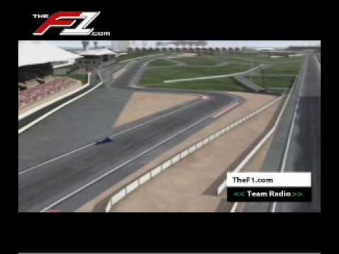Vuelta virtual al Circuito de Yas Marina