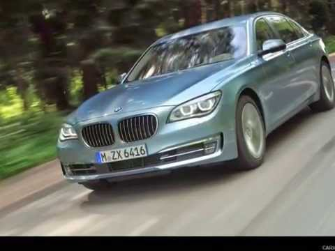 2013 BMW ActiveHybrid 7 review