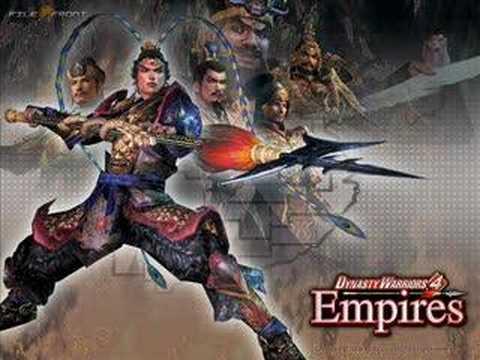 Dynasty Warriors 4 OST- A Kindling Coal