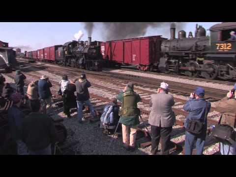 Lerro Productions Railroad Photo Charters (видео)