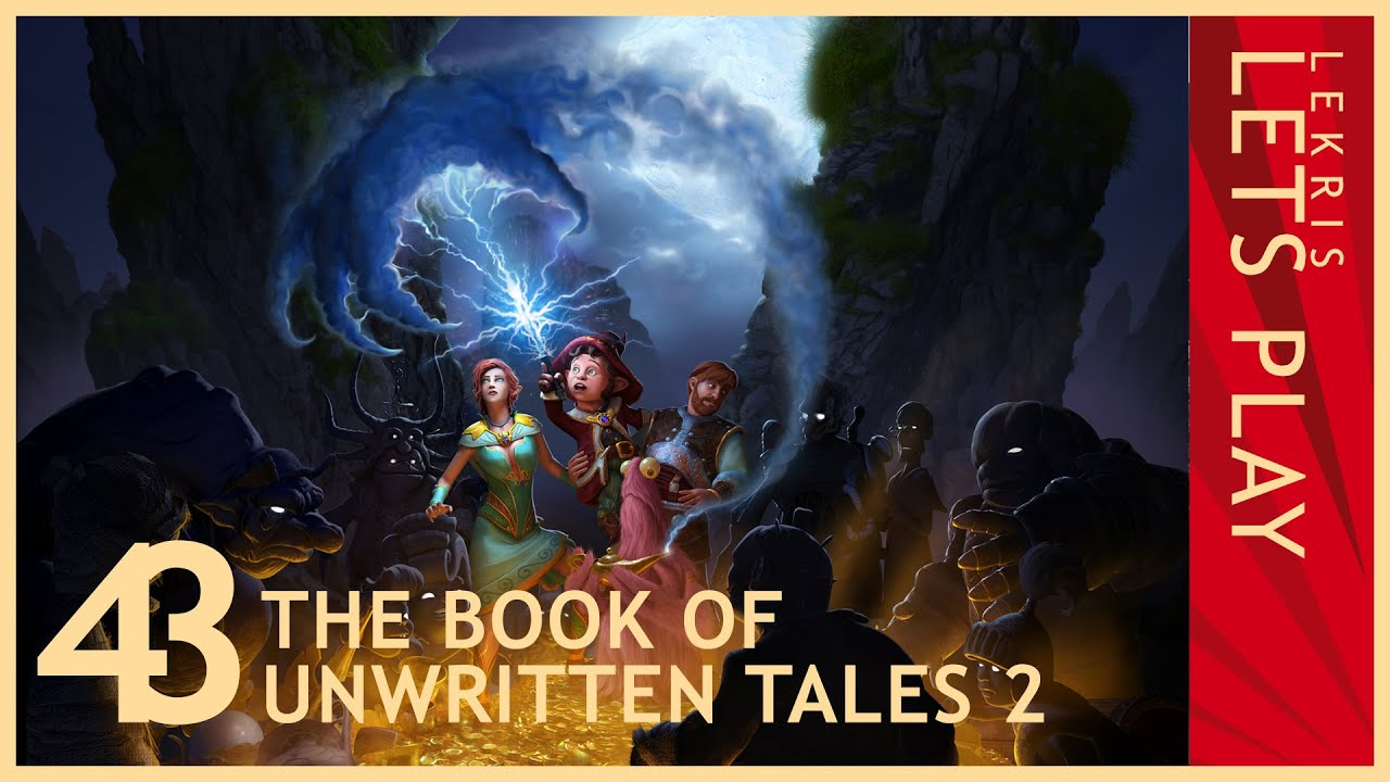 The Book of Unwritten Tales 2 - Kapitel 4 #43 - Zurück im Elfenhain