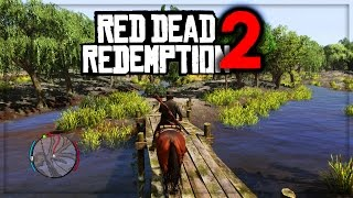RED DEAD REDEMPTION 2 OFFICIAL TRAILER REVEAL - RDR2 LIVE REACTION w/ iCrazyTeddy