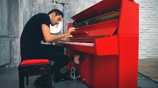 Video Attention - Charlie Puth (Piano Cover) - Peter Bence MP3, 3GP, MP4, WEBM, AVI, FLV Februari 2018