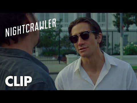 Nightcrawler Red Band Clip 'Not Interested'
