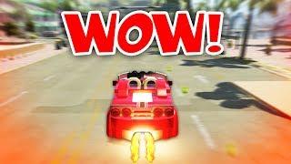UKRADNEME TO NEJLEPŠÍ AUTO? | Lego GTA #6