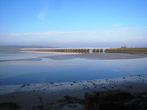 Arnside   Arnside Knott   River Kent round | cumbria  Walks